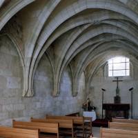 La chapelle vue vers le sud-est (2004)