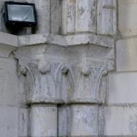 Chapiteaux de la chapelle sud (2007)