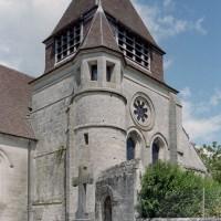 Le clocher vu du sud-ouest (2006)