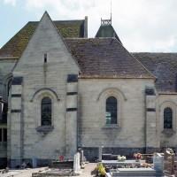 L'église vue du nord (2007)