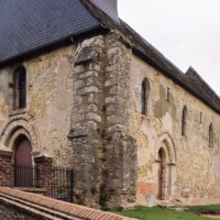 La nef vue du sud-ouest (2005)