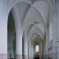 Le bas-côté sud vu vers l'est (2007)