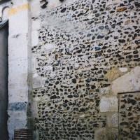 Vue partielle du mur nord du choeur (2003)