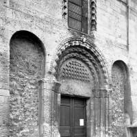 Vue partielle de la façade ouest depuis le nord-ouest