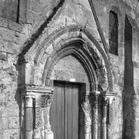 Le portail ouest
