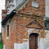 La chapelle de la famille de Boufflers vue de l'est (2005)