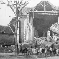 L'église après la Grande Guerre