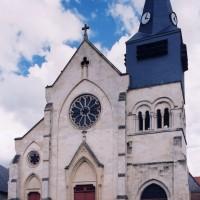 La façade de l'église vue de l'ouest (2003)