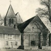 L'église en 1913
