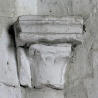 Chapiteau de la chapelle nord (2007)