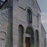 Vue partielle de la façade ouest depuis le nord-ouest (2006)