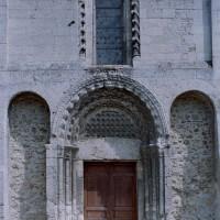 Vue partielle de la façade ouest (2006)