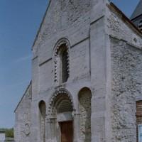 La façade vue du sud-ouest (2006)