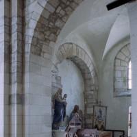 Le croisillon sud vu vers le sud-est (2006)