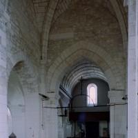 La travée du clocher vue vers le sud-ouest (2006)