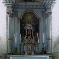 L'autel-retable (2006)
