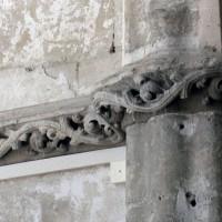 Frise sculptée du choeur (2007)