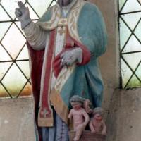 Statue de saint Nicolas (2007)