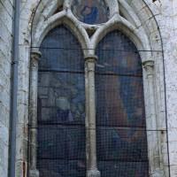 La fenêtre axiale du choeur (2004)