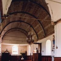 L'intérieur vu vers le nord-ouest (2006)
