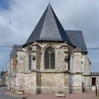 L'église vue de l'est (2006)