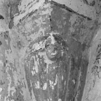 Chapiteau à l'angle nord-est du choeur (1995)