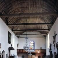 La nef vue vers l'ouest (2003)