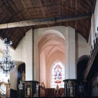 Le transept et le choeur vus vers l'est (2003)