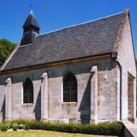 La chapelle Saint-Maur vue du sud-est (2007)