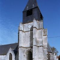 Vue partielle de l'église depuis le sud-est (2007)
