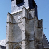 Le clocher vu du sud-est (2007)