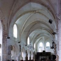 L'intérieur vu vers le sud-ouest (2007)