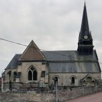 L'église vue du nord (2006)