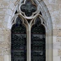 Fenêtre sud du croisillon sud (2006)