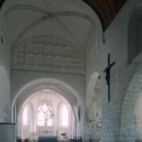 L'intérieur vu vers le sud-est (2007)