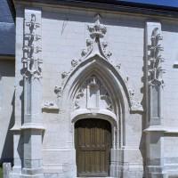 Le portail sud après restauration (2006)