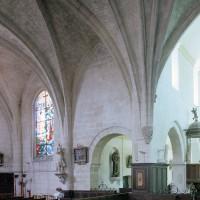 Vue partielle du bras sud du transept vers le sud-ouest (2006)