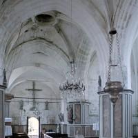 L'intérieur vu vers le nord-ouest (2001)