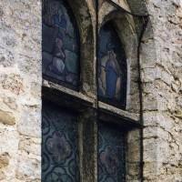Fenêtre du mur est de la chapelle sud (2005)