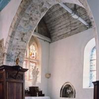 La chapelle sud vue vers le sud-est (2005)