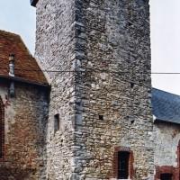 Le clocher vu du sud-ouest (2005)