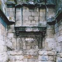 Ancien portail d'accès au choeur (2003)