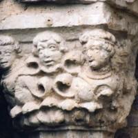 Chapiteau du porche (2004)