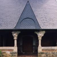 Le porche vu de l'ouest (2004)