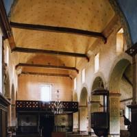 L'intérieur vu vers le nord-ouest (2005)