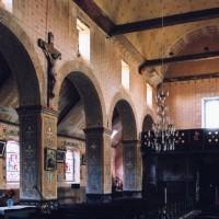 La nef vue vers le sud-ouest (2005)