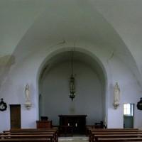 L'intérieur vu vers l'est (2007)