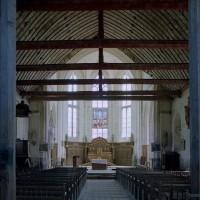 L'intérieur vu vers l'est (2003)