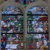 Vitrail de la chapelle sud (2003)