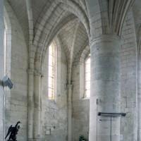 La chapelle nord vue vers le nord-est (2008)